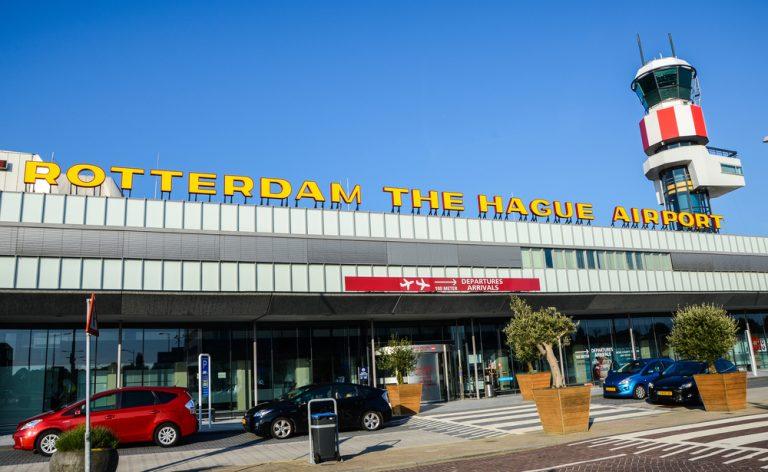 Rotterdam-The Hague Airport